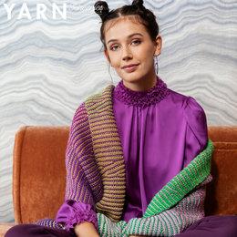 Scheepjes Garenpakket: Venation Wrap Whirligig - Yarn 11