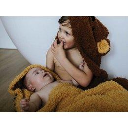 Durable Haakpakket: Baby- & Kleutercape teddy