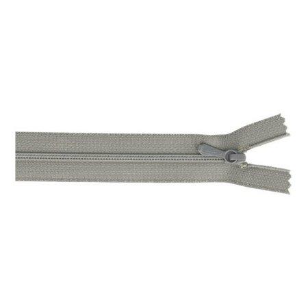 Rits grijs 013- 30 cm