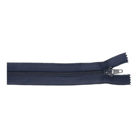 Rits blauw 560 - 30 cm