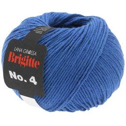 Lana Grossa Brigitte No.4 - 14 - Blauw