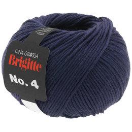 Lana Grossa Brigitte No.4 - 15 - Nachtblauw