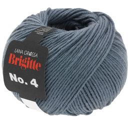 Lana Grossa Brigitte No.4 - 16 - Staalblauw
