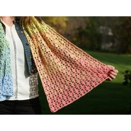 Durable Haakpatroon Unicorn Sjaal