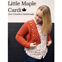 Garenpakket: Little Maple Cardi