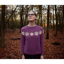 Garenpakket: Snow Stories Sweater