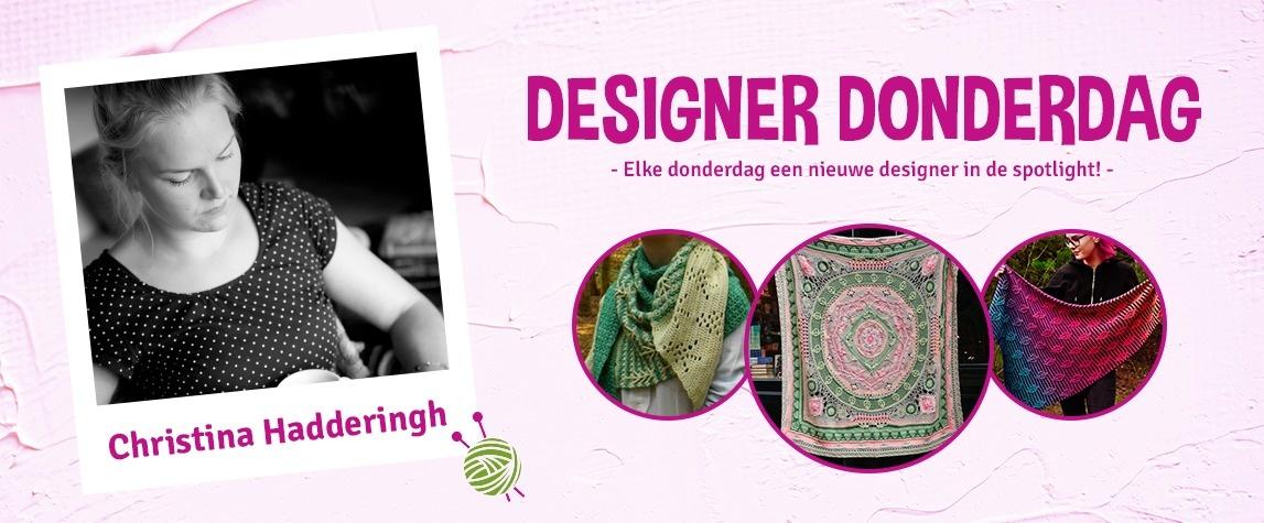 Designer Donderdag: Christina Hadderingh