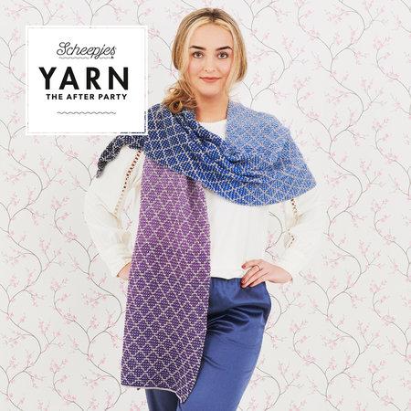 Scheepjes Breipakket: Lavender Trellis Wrap - Afterparty 71