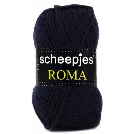 Scheepjes 10 x Roma 1552 - Donkerblauw