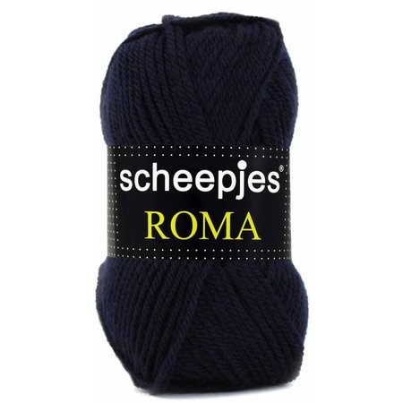 Scheepjes Roma Donkerblauw (1552)