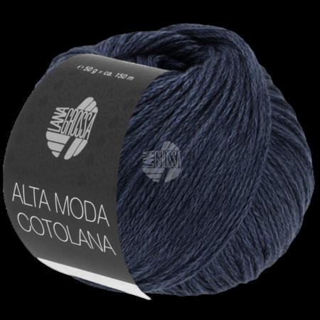 Lana Grossa Alta Moda Cotolana Nacht Blauw (29)