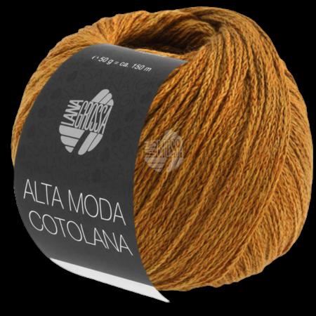 Lana Grossa Alta Moda Cotolana 25 - Bruin