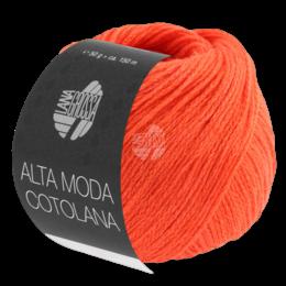 Lana Grossa Alta Moda Cotolana 22 - Oranje