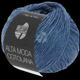 Lana Grossa Alta Moda Cotolana 14 - Donker Blauw