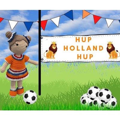 Haakpakket: Holland outfit Carolientje
