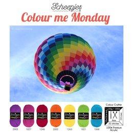 Scheepjes Kleurinspiratie Colour Crafter 20-19