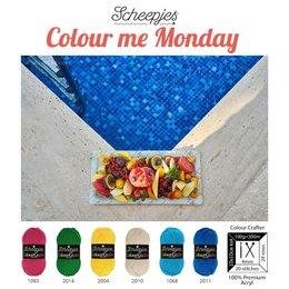 Scheepjes Kleurinspiratie Colour Crafter 20-22