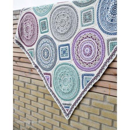 Scheepjes Garenpakket: Labyrinth Blanket