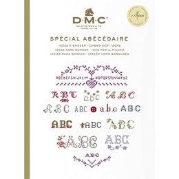 DMC DMC Borduurideeën Boekje - Alfabet