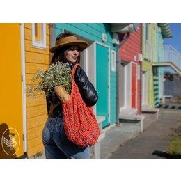 Durable Haakpatroon Market Bag