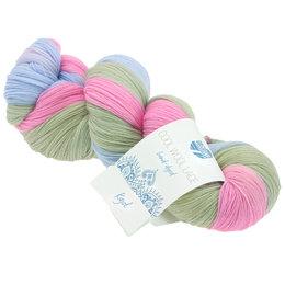 Lana Grossa Cool Wool Lace Hand-Dyed 805 - Kajol