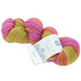 Lana Grossa Cool Wool Lace Hand-Dyed 801 - Disha