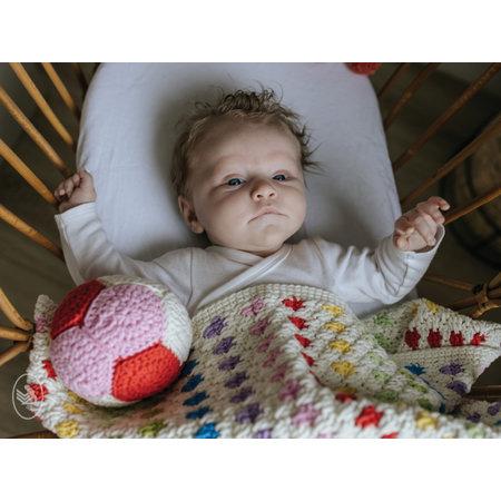 Durable Haakpatroon Baby Bal