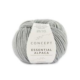 Katia Essential Alpaca 85 - Lichtgrijs