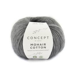 Katia Mohair Cotton 71 - Grijs