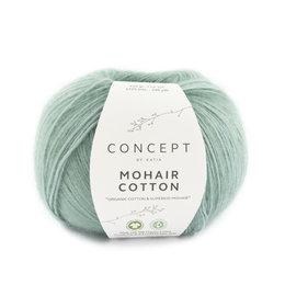 Katia Mohair Cotton 84 - Turquoise