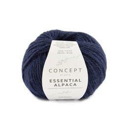 Katia Essential Alpaca 88 - Donker Blauw