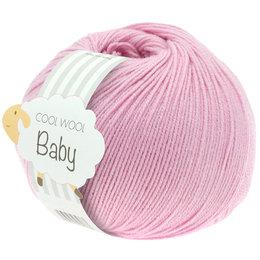 Lana Grossa Cool Wool Baby 216 - Roze