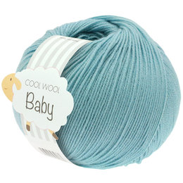 Lana Grossa Cool Wool Baby 261 - Mint
