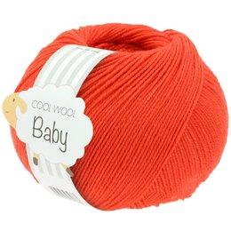 Lana Grossa Cool Wool Baby 290 - Koraal