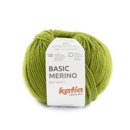 Katia Basic Merino 90 - Groen