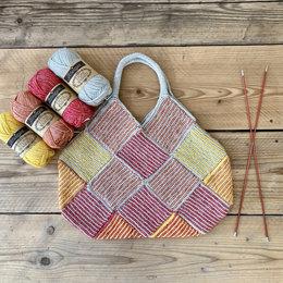Caro's Atelier Breipatroon Rose Bag (digitaal)
