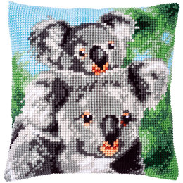 Vervaco Kussen Koala met Baby