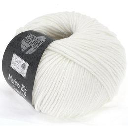 Lana Grossa Cool Wool Big 615 - Wit