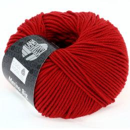 Lana Grossa Cool Wool Big 924 - Donker Rood
