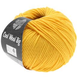 Lana Grossa Cool Wool Big 958 - Geel