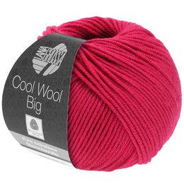 Lana Grossa Cool Wool Big 990 - Purperrood