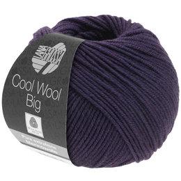 Lana Grossa Cool Wool Big 991 - Aubergine