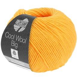 Lana Grossa Cool Wool Big 995 - Dooier Geel