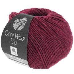 Lana Grossa Cool Wool Big 1000 - Bourgondisch