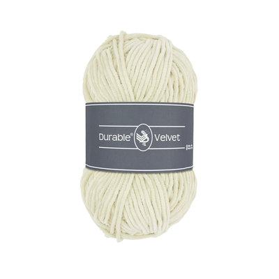 Durable Velvet 326 - Ivory