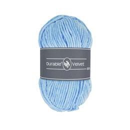 Durable Velvet 282 - Light Blue