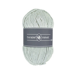 Durable Velvet 415 - Chateau Grey