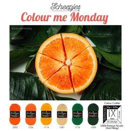 Scheepjes Kleurinspiratie Colour Crafter 20-27