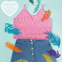 Scheepjes Breipakket: Flamingo Top