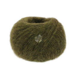 Lana Grossa Alpaca Moda 14 - Olijf Bruin